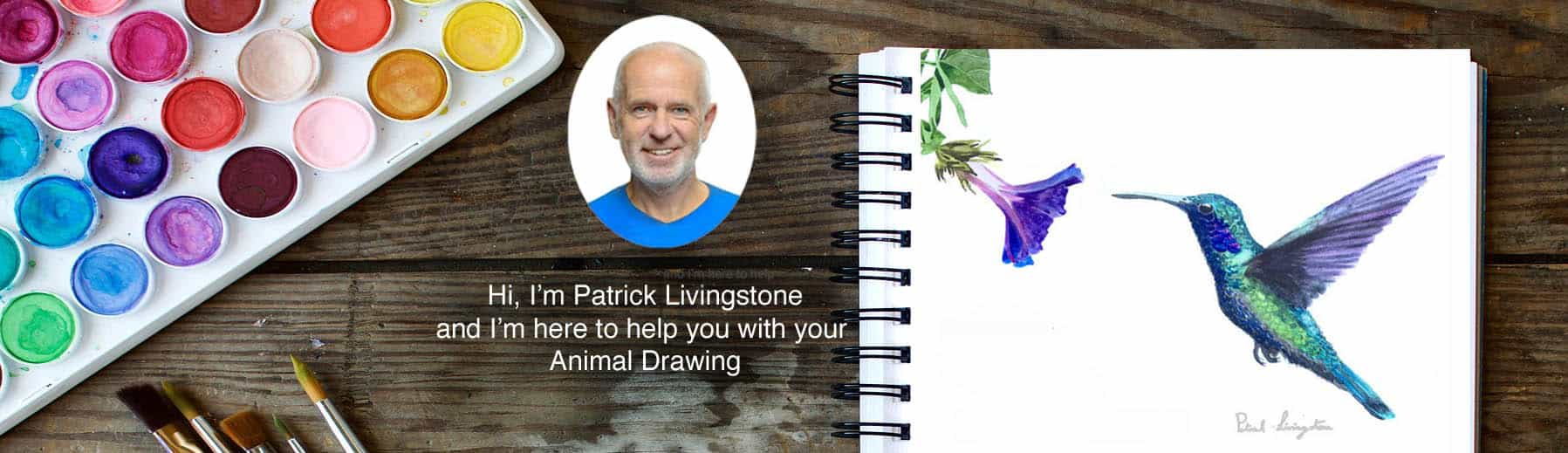 Ideas for easy Watercolor for birds